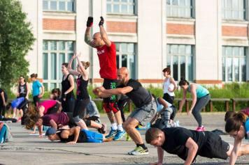 Un Instant Avec Fabrice Moco Coach Body Art Athletes De Rue Instant Decouverte